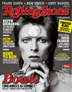 Magazine ROLLING STONE France. Numéro 78, octobre 2015. Maquette 100 pages.